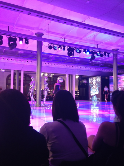 30 days of fashion and beauty, 30 days of fashion and beauty sydney, fashion runway weekend lower town hall