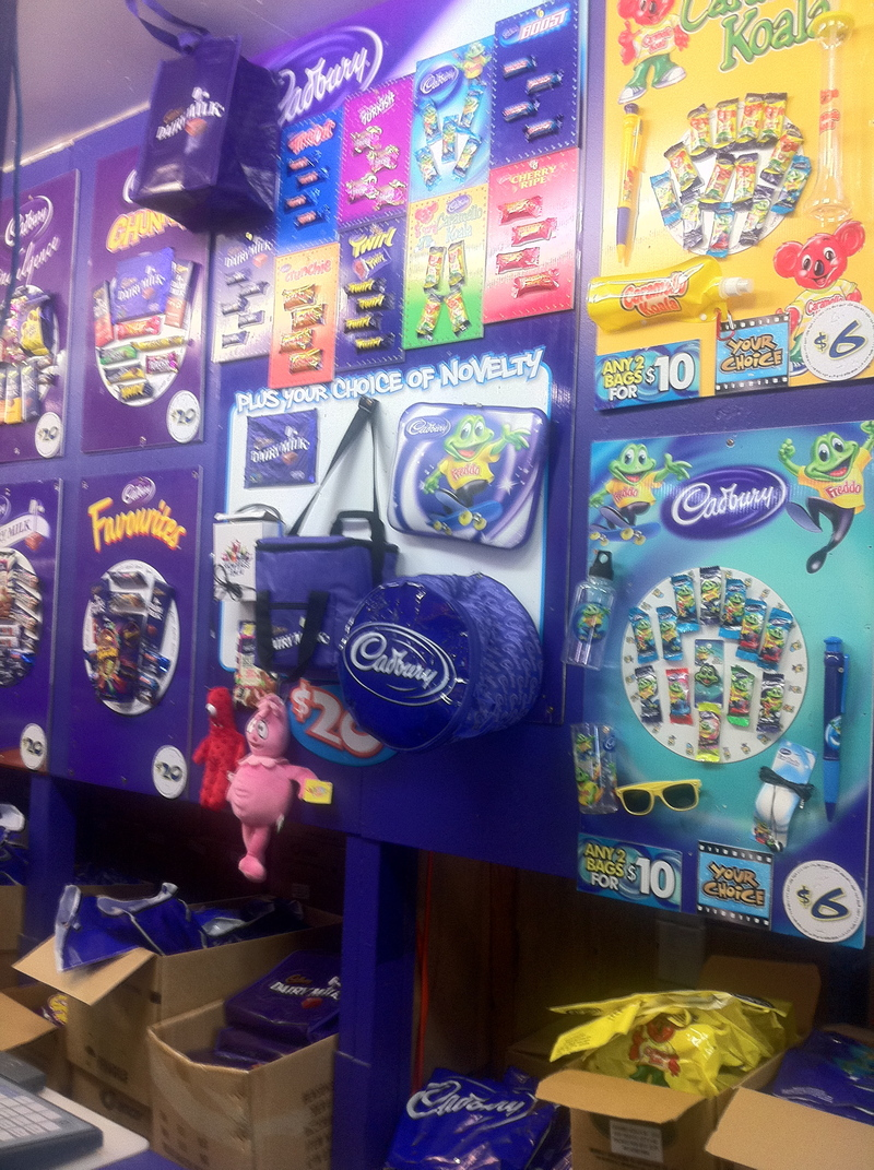 sydney royal easter show, showbags  - Top Easter Showbags for Adults